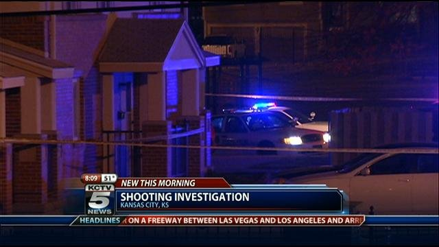 Scene from 5th and Everett shooting