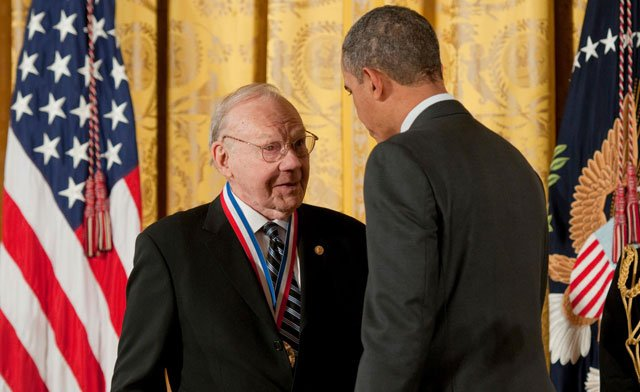 Recently, Dr. M. Frederick Hawthorne received the National Medal of Science from President Barack Obama to honor his discovery - a breakthrough that so many battling cancer have been hoping for.