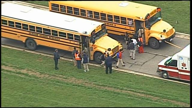 Police Called To School Bus After Fight Reported 1 Person