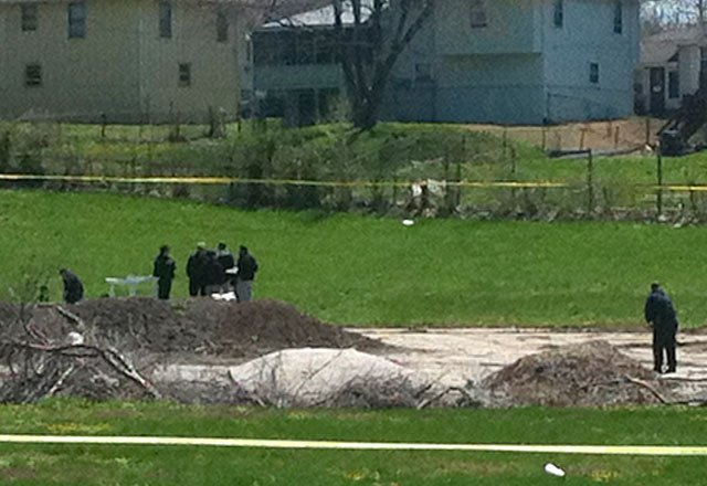 Police sources said they believe an older friend of a 14-year-old boy shot and killed him, then buried his body.