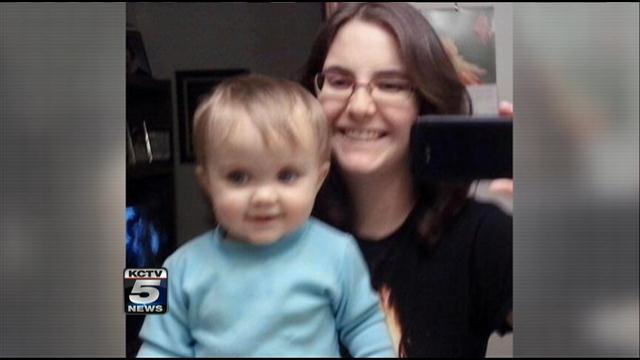 Kaylie Bailey and daughter Lana-Leigh Bailey