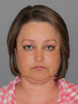 Carmen Cash was booked Tuesday into the Audrain County jail and charged with three counts of stealing by deceit and three counts of forgery.