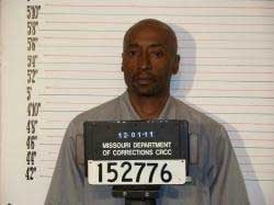 Mugshot of Robert Nelson, who was exonerated of rape