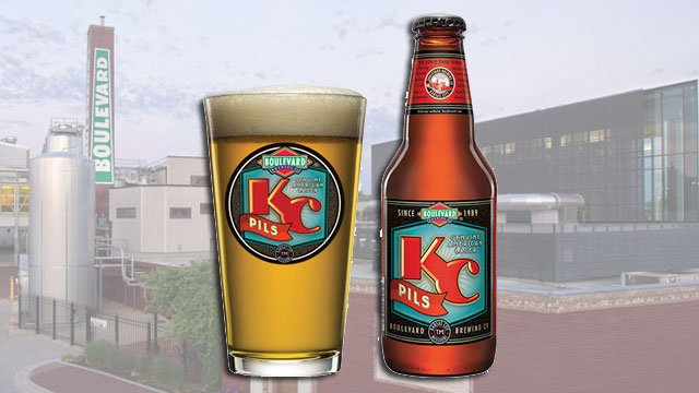 Boulevard Brewing Company will donate 10 percent of local sales of its KC Pils to a variety of hometown charities.