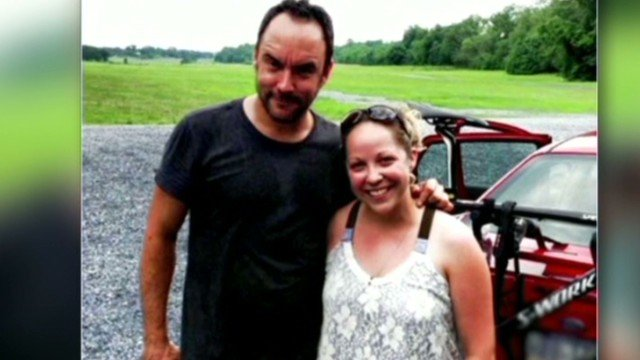 Emily Kraus had been a Dave Matthews fan since she was 9. And she was on her way to see him at a show in Hershey, Pennsylvania.  What she didn't count on was finding him stranded by the side of the road with his bicycle.