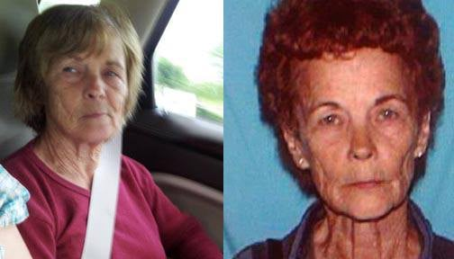 Hellen E. Cook was last seen about 11:30 a.m. Saturday near Walnut Grove and Hensley Road in Benton County.