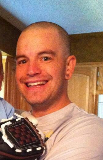 Chad Rogers, missing since he went for a run Monday at 8:30 p.m.