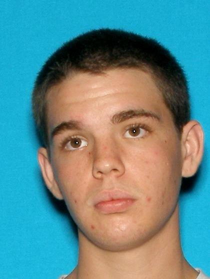 Brandon Toman is wanted on a Johnson County warrant for forcible rape.