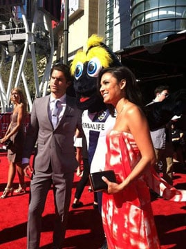 His teammate, Graham Zusi, wore one on the red carpet at the ESPYs.  That moment was the beginning of a dream come true.