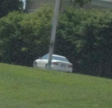 Suspect vehicle photo