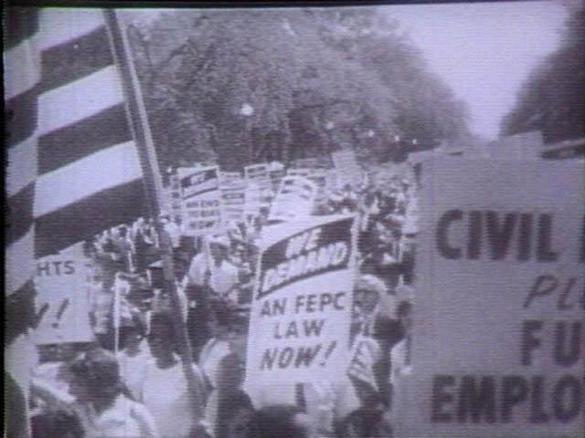 As Washington prepares for the 50th anniversary of the March on Washington this weekend, several Kansas City residents are preparing to make the journey again. (AP, File)