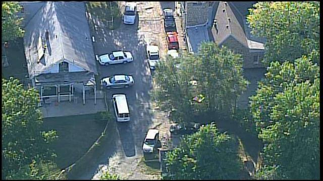 Authorities are investigating the death of an infant at a KCK daycare.