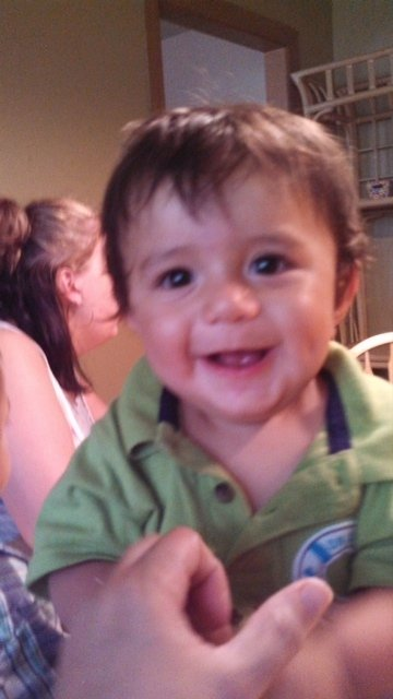 The child's family said he is an 11-month-old boy named Giovanni Jaraleno and that he had no major health issues when he was dropped off at daycare.