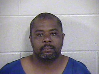 Johnell Slayton, 36, faces felony charges of first-degree statutory sodomy and first-degree statutory rape.