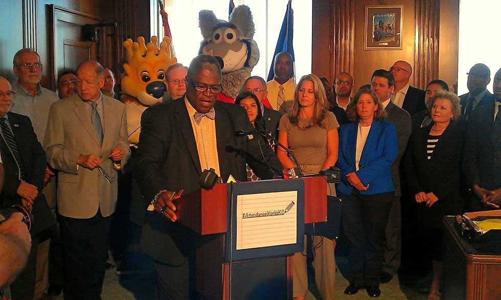 News conference at City Hall via Jonathan Carter/KCTV5