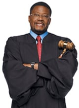 Judge Greg Mathis is a national figure known for his advocacy campaigns for equal justice.