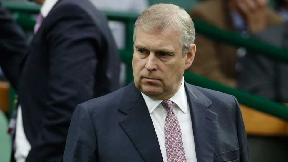 Prince Andrew in 2012 (AP Photo)