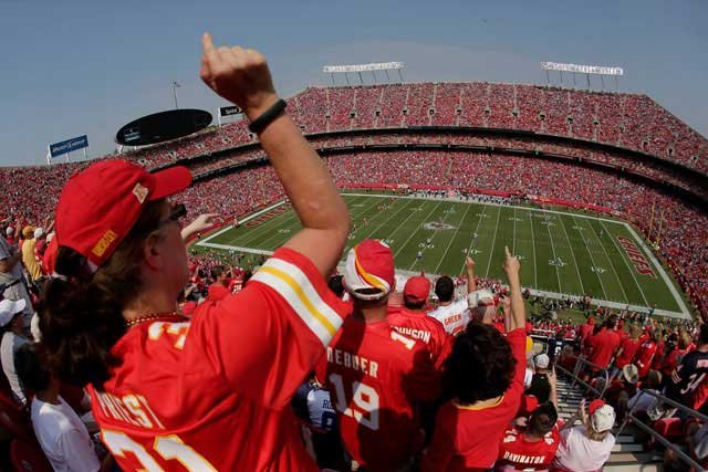 For years, local fans have claimed that Arrowhead Stadium is the loudest stadium in the NFL.  However, the Seattle Seahawks officially have that honor. (Associated Press)