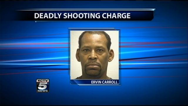 Ervin D. Carroll, 46, is charged with second-degree murder, aggravated assault, and armed criminal action. He told police he and his wife of 23 years, Linda Carroll, had been together for 29 years.