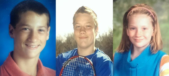 Cass County sheriff's Maj. Jeff Weber said an endangered person advisory has been issued for 11-year-old Tabitha Davis, 14-year-old Jasper Davis, and 15-year-old Jordan Davis, of Harrisonville.