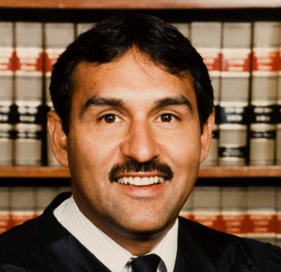 Judge Marco Roldan