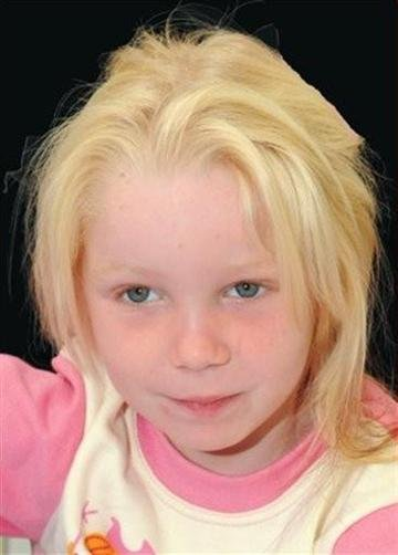 4-year-old child found in Greece