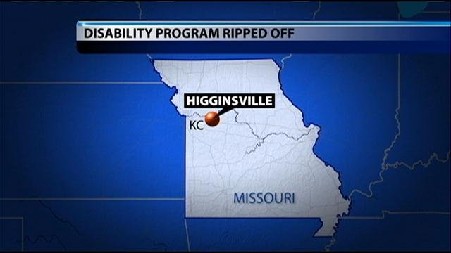 A 50-year-old Warrensburg woman is accused of stealing $385,000 from a home for the disabled over the past five years.