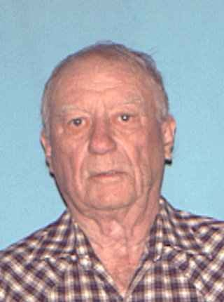 Independence police said Leonard L. Vaughn was found Sunday at a neighbor's house.