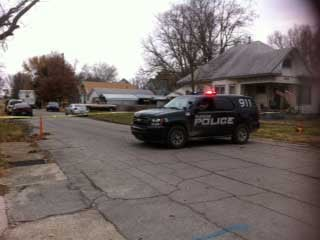 The bodies of a mother and her three children were found slain inside their Parsons home Tuesday.
