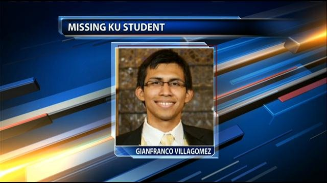 Gianfranco Villagomez-Saldana's girlfriend called Lawrence police about 7 p.m. when she hadn't heard from him.