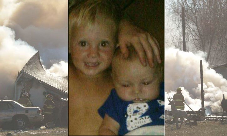 Authorities have not determined what caused the blaze that claimed the lives of 3-year-old Roger Garrison and his 1-year-old brother, Ashton Garrison, on Tuesday afternoon.