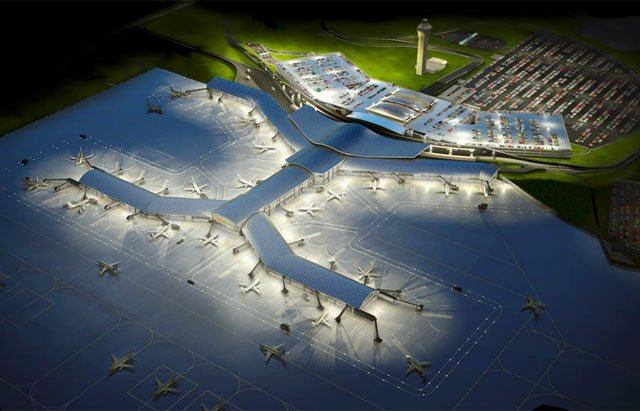 A group that is trying to force a public vote on proposed changes to Kansas City International Airport has not yet collected enough signatures to get the question on the April ballot.