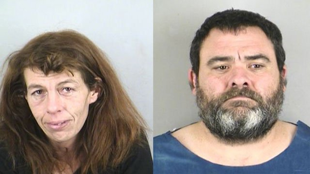 Daniel S. Greenfield, 39, and Melanie Y. Davis, 34, face four counts of abuse or neglect of a child and one misdemeanor count of second-degree endangering the welfare of a child.
