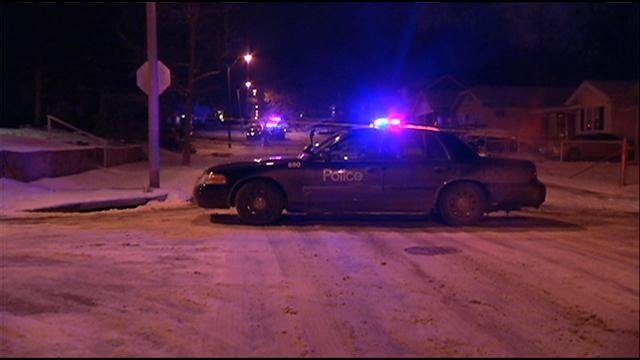 The shooting happened about 1:45 a.m. Tuesday near South Benton Avenue and East 72nd Street.