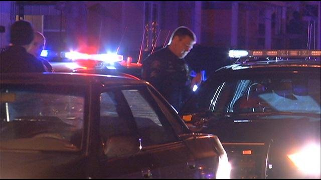 This early morning chase started in Independence and ended at 7th and Hardesty in KCMO.