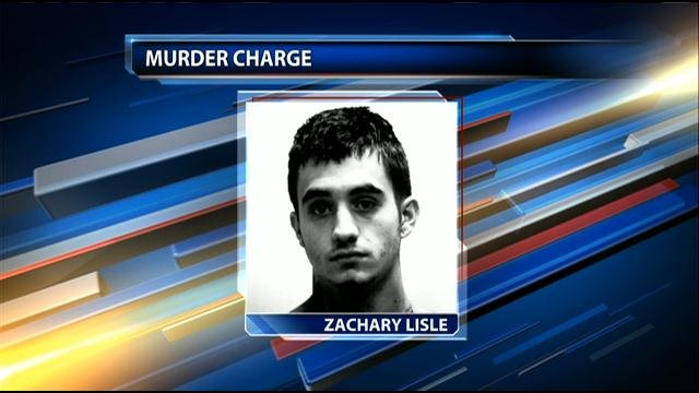 The Clay County prosecutor's office says Zachary Lisle is charged with murder, kidnapping, robbery and armed criminal action.