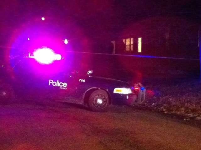Kansas City Police were called about 3:30 a.m. Sunday to a home in the 11300 block of Herrick Avenue on a reported shooting. (Bill Lindsay/KCTV5)
