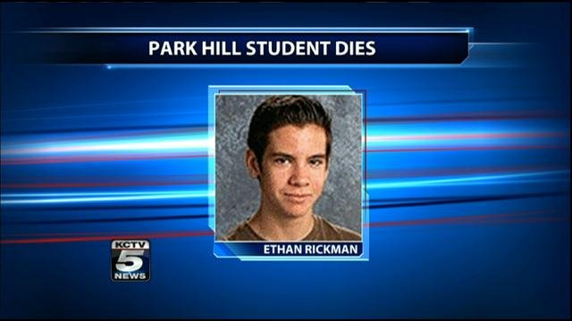 Ethan Rickman, 15, died after taking the drugs that turned out to be bad.