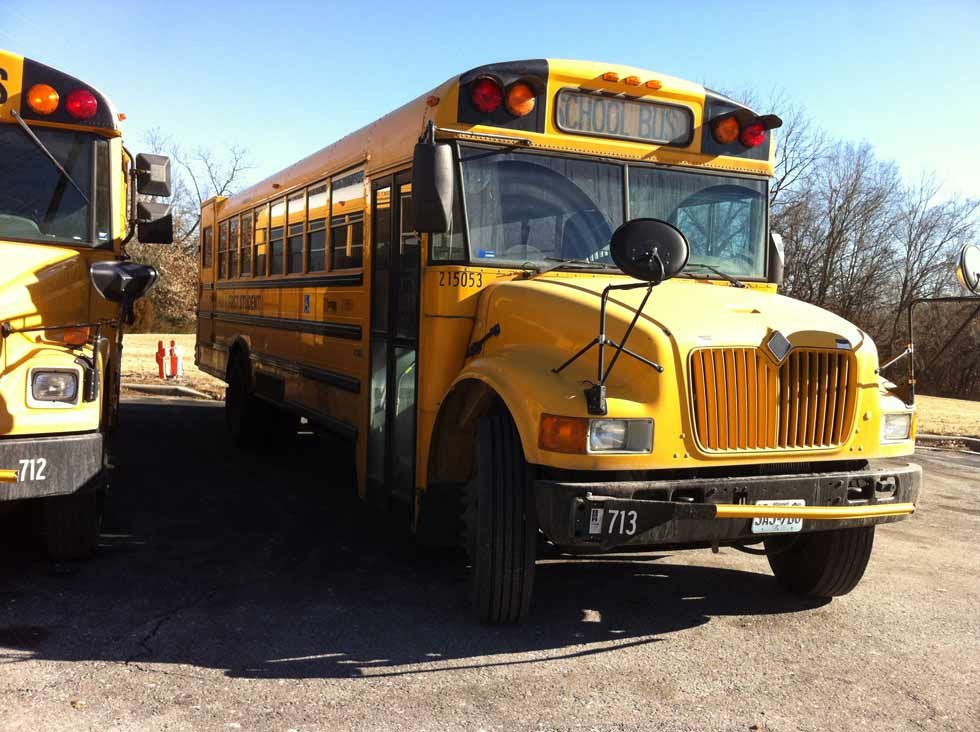 Teen in wheelchair left on school bus wsmv news 4 for 2 story wheelchair lift