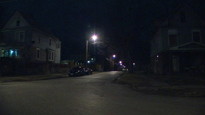 East 11th Street and Cleveland Avenue shooting that happened about 3 a.m. Saturday.