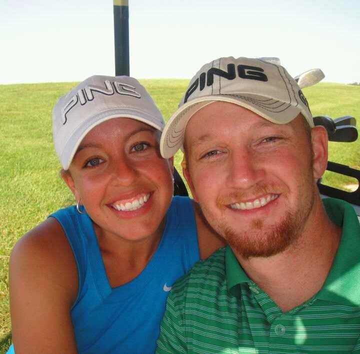 Kyle and Jenni VanWinkle were married on Aug. 19, 2011.