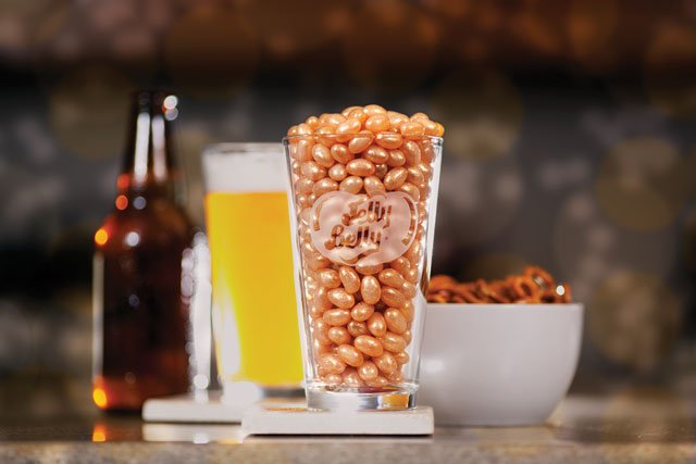 The Fairfield-based candy giant says a beer bean has been sought after by fans for years, so Jelly Belly decided to deliver. (Courtesy Jelly Belly)