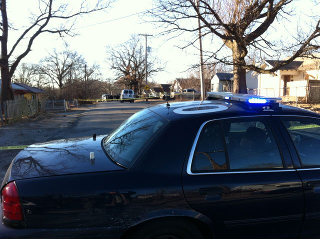 Authorities were called to the home in the 7000 block of Jackson Avenue about 7:20 a.m. on Jan. 29.