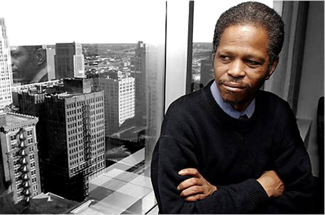 Alvin Sykes has changed state and federal civil rights laws with the help of library books.