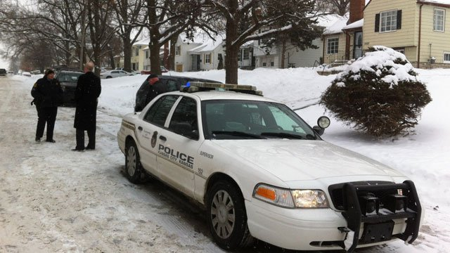 Kansas City, KS, police were called about 2  p.m. Sunday to a home in the 1800 block of New Jersey Avenue. (Nathan Vickers/KCTV5)