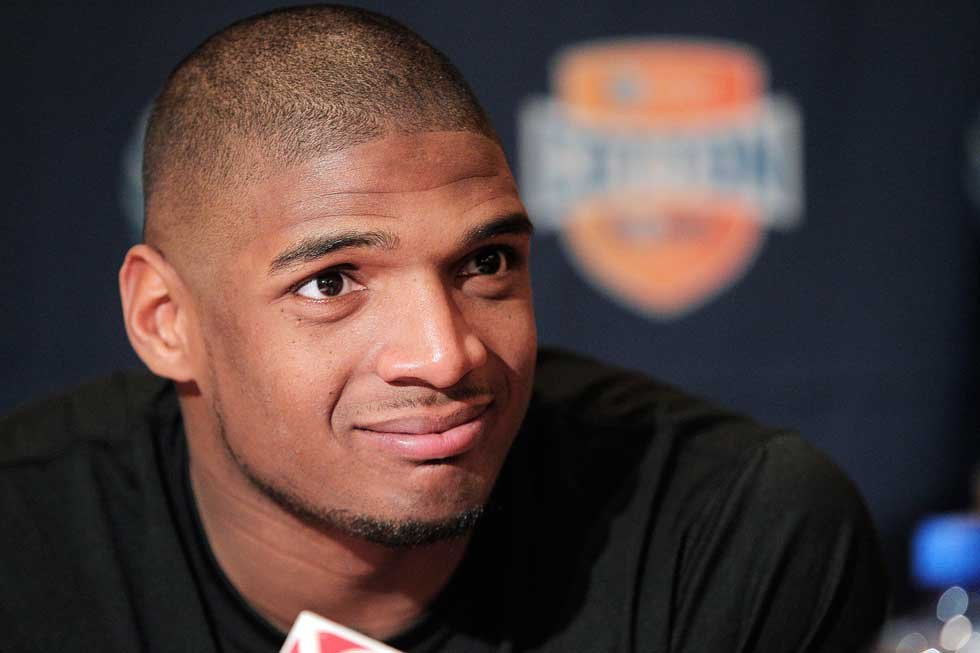 Michael Sam via AP