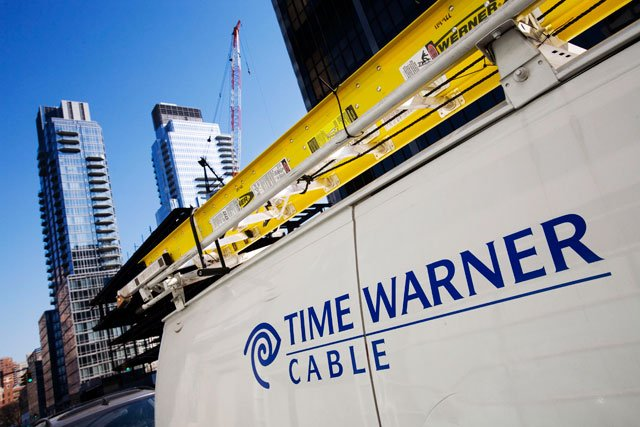 Comcast Corp. has confirmed that it agreed to buy Time Warner Cable Inc. for about $45.2 billion in stock, or $158.82 per share, in a deal that would combine the nation's top two cable TV companies. (AP Photo/Mark Lennihan, file)