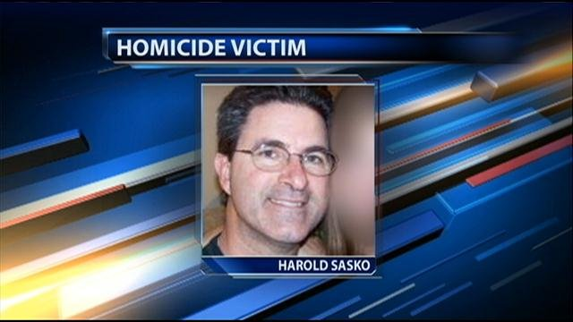 The service for Harold Sasko will take place on Sunday at Christ the King Catholic Church in Topeka.