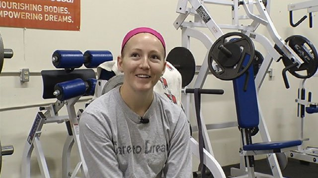 Heading to the Olympics isn't a new dream for Annalisa Nostrant.  She has always been athletic, but she never imagined herself heading there for bobsled.