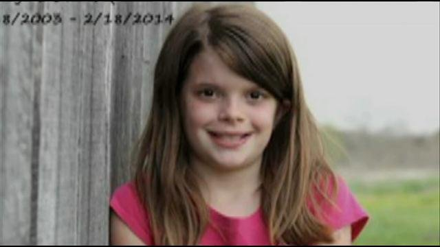 Neighbors watched in horror as a 10-year-old Hailey Owens was snatched off the street just blocks from her Springfield home.